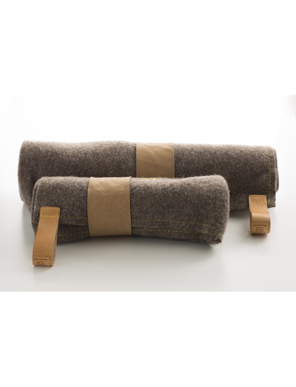 ANSEL - Military Wool Blanket  2.8 design for dogs